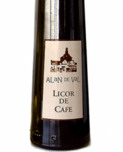 ALAN DE VAL LICOR DE CAFE